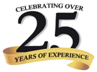 Celebrating Over 25 Years of Excellence
